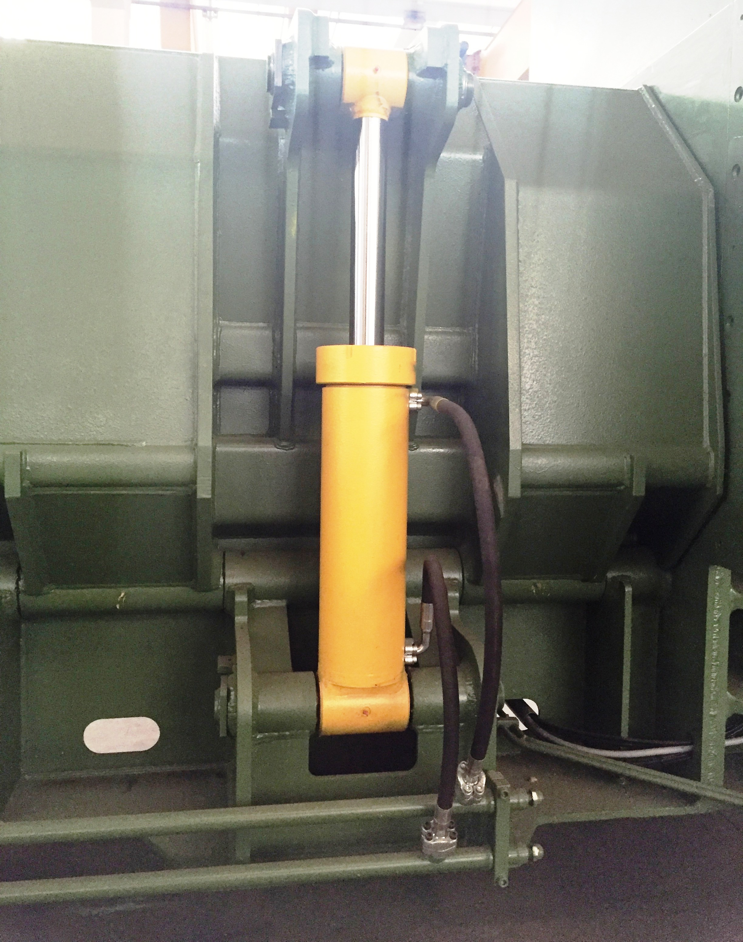 Scherpresse T656SLK idromec