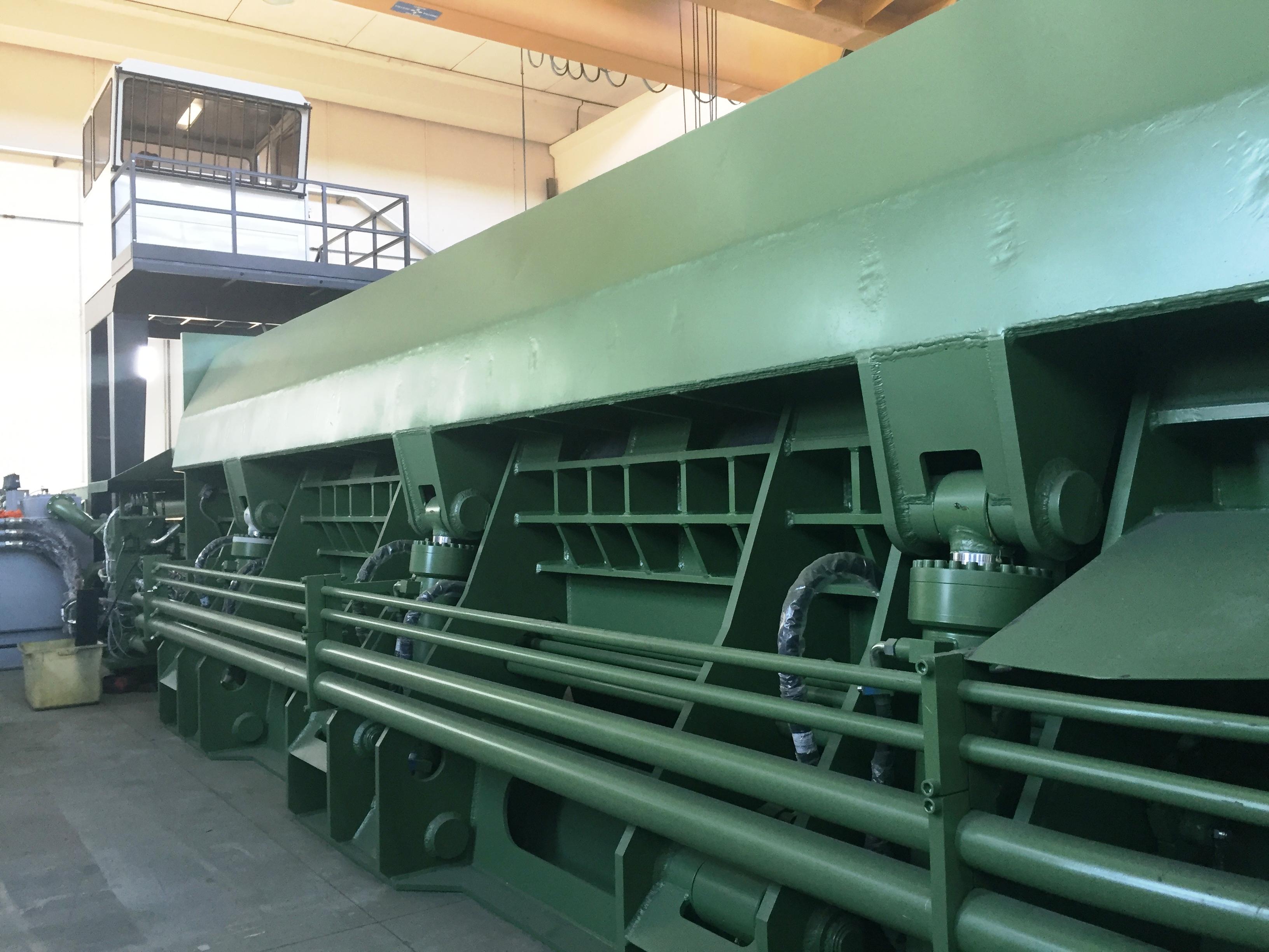 Scherpresse T1000 idromec