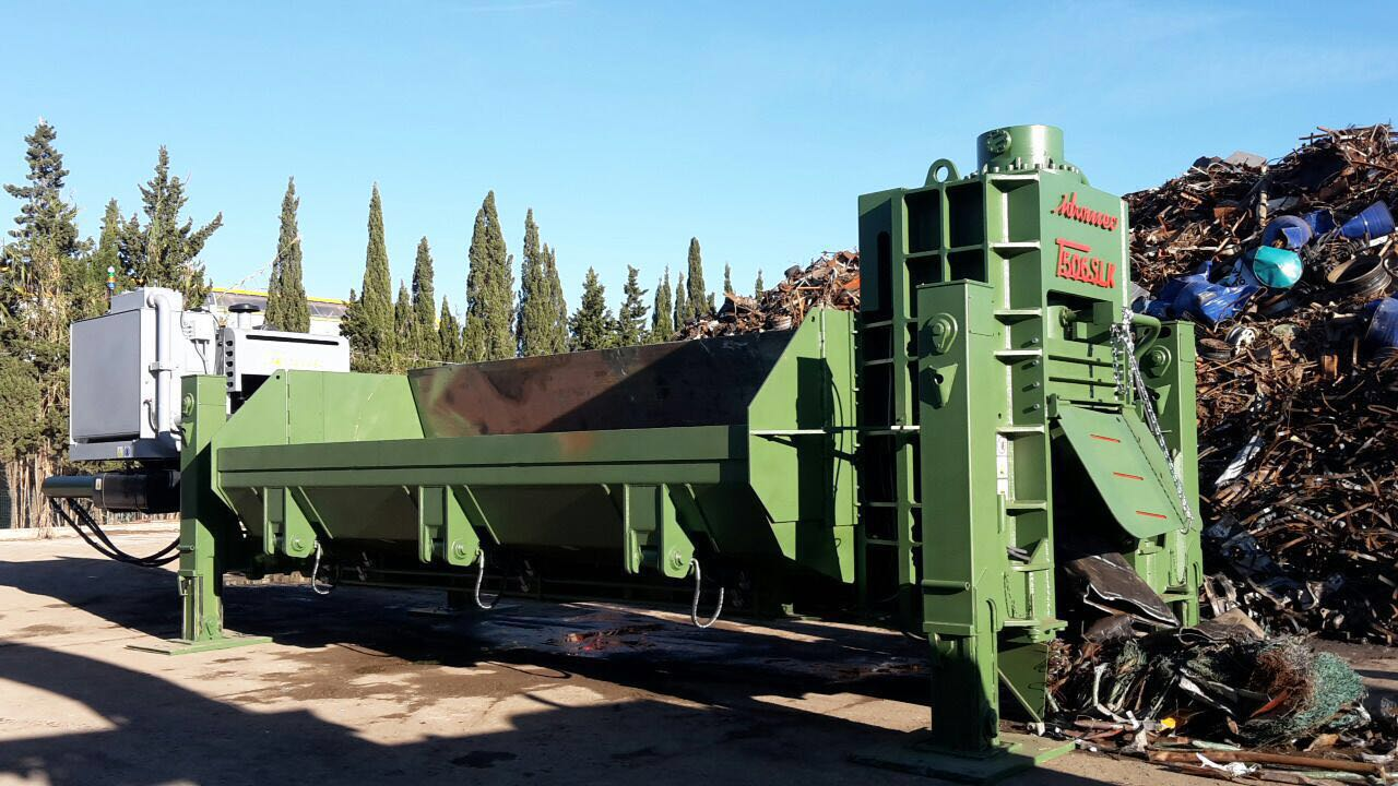 Scherpresse T506SLK idromec