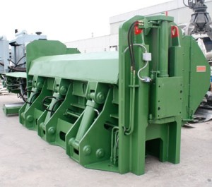Balers Idromec PN4200 for metal and scrap
