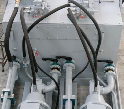 pressa cesoia Idromec T800SL spinta laterale per lavorazione metalli e raccolta rottami ferrosi