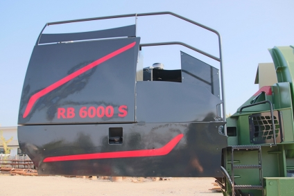 Balers Idromec RB6000 for scrap metals and junk cars